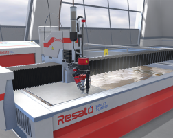 Resato Waterjet Virtual Training